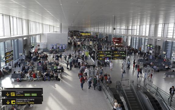Malaga airport looks forward to a busy winter with more flights and new destinations