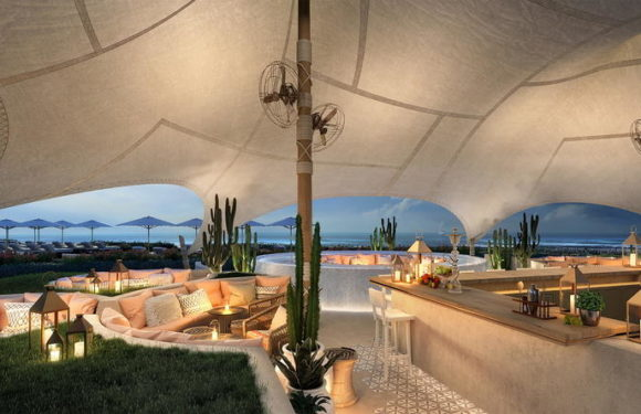Start of construction of the luxury resort'Ikos Andalusia' in Estepona
