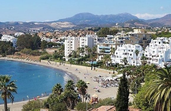 luxury real estate project in Costa del Sol