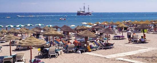 The Costa del Sol closes the month of February with an increase of 15.1% of travelers staying in tourist apartments