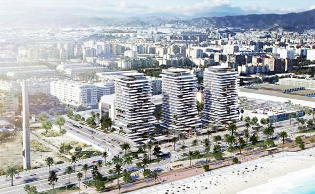 3.5 million euros to be spent on the first skyscraper of Torre del Río