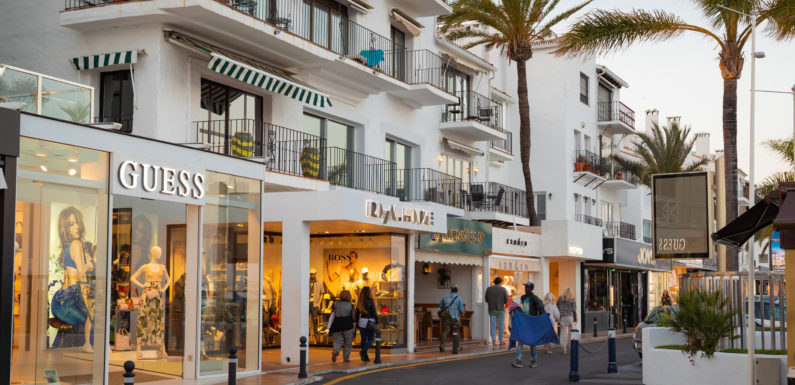 Puerto Banús creates an architecture style guide to tidy up the area