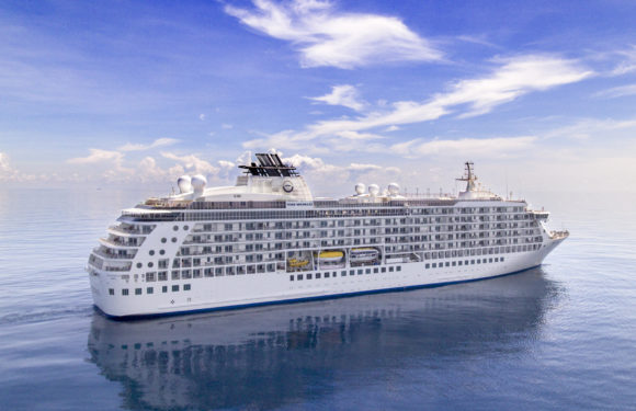 Marbella returns to receive the visit of the most luxurious cruise ship in the world