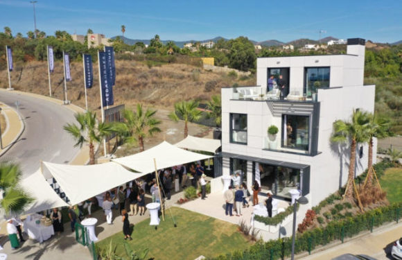 Aedas Homes starts construction to Estepona