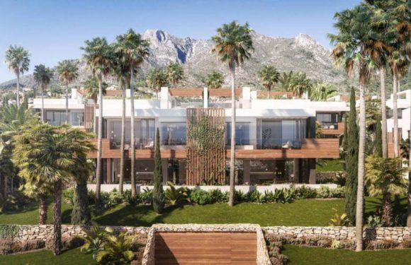 ASG Homes begins the works of 22 luxury villas in Sierra Blanca