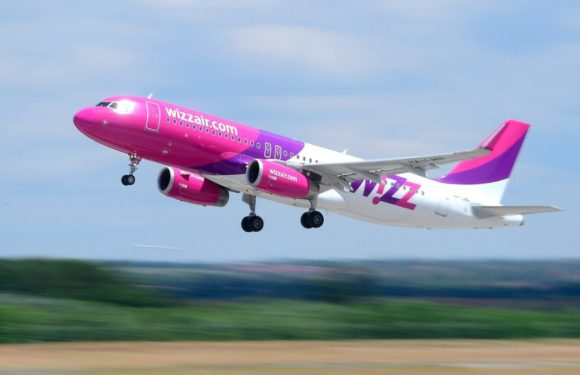 Wizz Air launches  new summer routes to Malaga