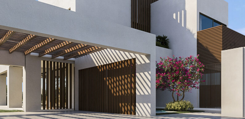 Project to build 15 luxury villas in Marbella centre is given the go-ahead